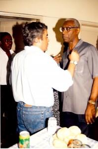 0-Com Carlos Graça, candidato à Presidência de São Tomé e Príncipe (1996)