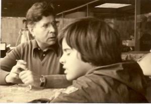 05 - Com o meu Pai, na CIdade do México (Setembro de 1974)