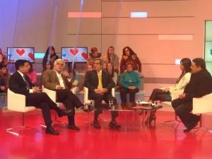 44 - Na RTP1, num programa sobre Cuba (2013)